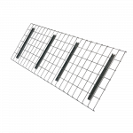 J & L Waterfall Step 24″D x 58″W Pallet Rack Wire Deck Pallet Rack Now