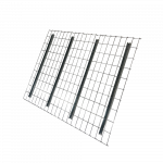 J & L Waterfall Step 48″D x 53″W Pallet Rack Wire Deck Pallet Rack Now