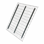 J & L Waterfall Step 48″D x 34″W Pallet Rack Wire Deck Pallet Rack Now