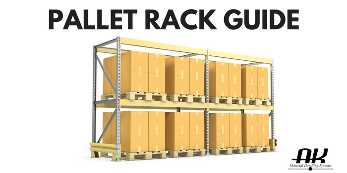 Our Pallet Rack Guide