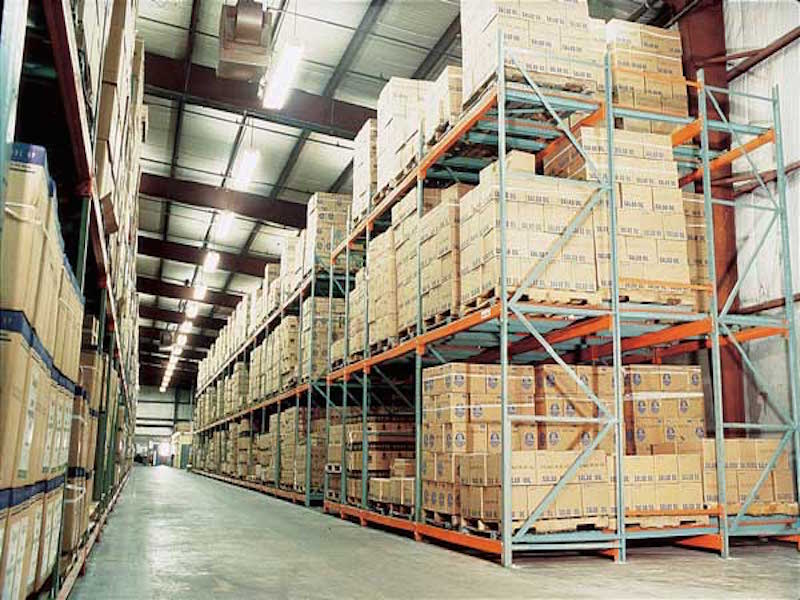IL Pallet Racking