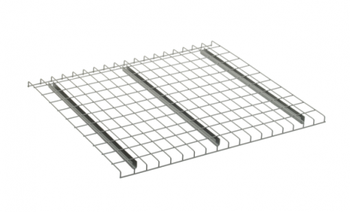 NWP Waterfall Step 48″ x 46″ Pallet Rack Wire Deck Pallet Rack Now