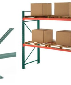 36 x 120 Pallet Rack Frame Steel King