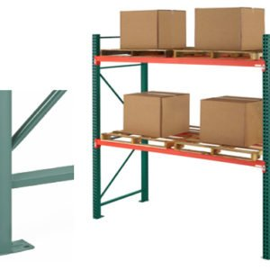 Steel King Pallet Rack Frame